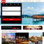 Melbourne (Avalon) to Kuala Lumpur $151 Return AirAsia
