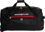 Swiss 72cm Rolling Duffle Bag $10 (Was $29) @ Big W