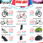 [BNE] Planet Cycles 20% to 80% off Mid Year Sale
