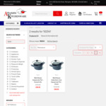 Woll Nowo Casserole Pot 24cm - $99.95 (was $319.95) + $9.90 Shipping Australia Wide @ Affordable Kitchenware