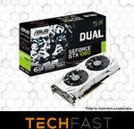 ASUS GeForce GTX 1060 Dual Fan 6GB $332.10 Delivered @ Techfastau eBay