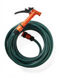 Smart Value Fitted Garden Hose 15m $6.50 @ Big W