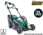 Workzone Xfinity Plus 2x 20V Cordless Mower Skin $179 @ ALDI