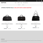 50% off Selected Crumpler Bags (Free Shipping over $50)
