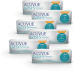 2x 90-Packs 1-Day Acuvue Oasys with Astigmatism $270 + Free Delivery @ Eye Concepts