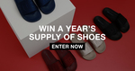 Win a Year's Supply of Shoes Worth $960 from Superga Australia