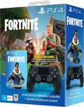DualShock 4 PlayStation 4 Controller Fortnite Bundle $49 Delivered @ Amazon AU