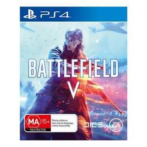 PS4 / XB1] Battlefield V $39, Forza Horizon 4 $39, The Crew
