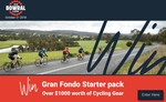 Win a Cycling Prize Pack Worth Over $3,600 from Cambak Pty Ltd
