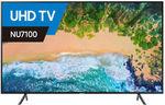"[NSW & ACT] Samsung UA75NU7100 or LG 75UK6500 - 75"" Smart 4K UHD TV $1838.40 / $1836 C&C or + Delivery @ Bing Lee eBay"