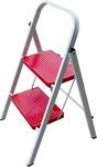Syneco 2 Step Steel Household Folding Ladder (100kg Limit) $9.90 @ Bunnings