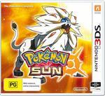 [3DS] Pokémon Sun, Pokémon Moon, Pokémon Omega Ruby $28, Pokémon X $36, Pokémon Ultra Sun $36.79 @ Amazon AU