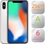 [Refurbished] iPhone X 256GB $1017.05 Delivered @ OzSale