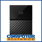 WD MyPassport 2TB USB 3.0 Portable HDD Black $84.15 + $15 Delivery (Free with eBay Plus) @ Computer Alliance eBay