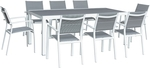 Mimosa 9 Piece Coral Bay Dining Setting $499 (Was $829) @ Bunnings