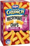 Birds Eye Microwave Chips Crinkle 140g $2 @ Woolworths