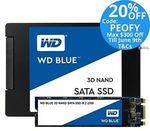 Western Digital WD Blue SSD 500GB ($92.80) 1TB ($172) 2TB ($388), 1TB M.2 SATA ($180) Free Delivery @ PC Byte eBay