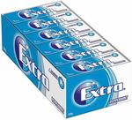 Wrigley's Extra Peppermint Sugarfree Chewing Gum (Pack of 24) $14.99 + Delivery (Free with Prime/ $49 Spend) @ Amazon AU