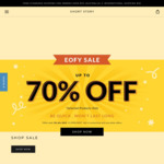 Up to 70% off - Jewellery, Gifts, Fashion and Stationery @ Short Story (Free Shipping with $75+ Spend)