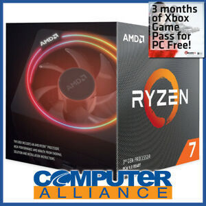 AMD Ryzen 7 3700x $469 + Delivery (Free with eBay Plus) @ Computer