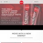[VIC] Free Coca-Cola Energy Drink @ Flinders Street Train Station (Melbourne)