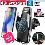 SmartSensor Auto Clamping Car Mount & Wireless Charger $20 Delivered @ Cetreno eBay