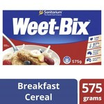 1/2 Price Sanitarium Weet-Bix Breakfast Cereal 575g $1.90 @ Coles