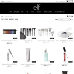 70% off over 130 Make-up, Skin Care and Tools Priced From $0.90 (Free Shipping Min Order $40) @ e.l.f. Cosmetics