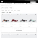 ½ Price - Ultraboost 19 $130 Delivered @ adidas (Stack with 8% Cashback (Was 6%) @ ShopBack)