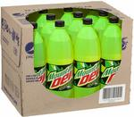 Mountain Dew Energised Soft Drink 12 x 1.25L $14.40 + Delivery ($0 with Prime/$39 Spend) @ Amazon AU
