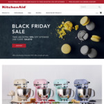 Up to 40% off +Extra 10% Sitewide @ KitchenAid