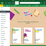 Free Personalised School Labels with The Purchase of 3 or More Participating Products at Woolworths