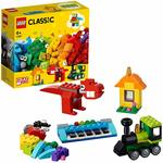 LEGO Classic Bricks and Ideas 11001 $7.27 + Delivery ($0 with Prime/ $39 Spend) @ Amazon AU