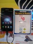Samsung Galaxy S II $0 Upfront on $49 Optus Cap Plan