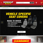20-50% off RRP Everything @ Supercheap Auto