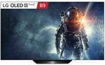 "LG B9 55"" OLED55B9PTA - $1,504.50 + Delivery @ Appliance Central eBay"