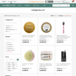 Skincare, Beauty, and Cosmetics $15 off a $30 Order @ Love Letter