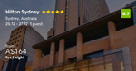 Sydney 5* Hilton: $161 Per Night in King Room, Weekend $324, Includes Christmas Weekend @ Beat That Flight