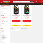 Penrite HPR 5 Engine Oil - 5W-40, HPR 10 Engine Oil - 10W-50 5 Litre - $30 (More than 50% off) at Supercheap Auto