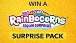 Win 1 of 15 Rainbocorns Series 2 Sequin Surprises Worth $60 from Seven Network