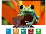 """[Refurb] Soniq U65"""" Ultra HD LCD LED Web 3D TV $619 (Was $1109) w/ Free Metro Delivery @ SONIQ"""