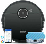 Ecovacs DEEBOT OZMO 920 Robotic Vacuum Cleaner with Bonus Accessories $599 Shipped (Save $300) @ Ecovacs eBay