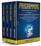 [eBook] Free - Programming: 4 Books in 1: Python Programming, Machine Learning and Crash Course (Was $9.99 USD) @ Amazon AU & US