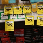 [National] Optus E5573 $5 (Was $59), Alcatel A3 $59 (Was $129), X Play $29, X Smart & X Spirit $59 @ Woolworths