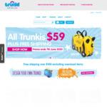 Trunki Ride on Luggage $59 Shipped @ Trunki