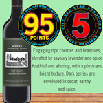 95pt Wynns The Siding Coonawarra Cabernet $153/Dozen ($12.75/Bottle) Delivered @ Skye Cellars