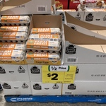 [WA] Sunny Queen Cage Eggs Large 12pk - $2 (Was $4) - Woolworths Ellenbrook