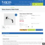 Stylus Venecia II Bath Outlet - 17% off - $31.62 @ Tapsandmore.com.au