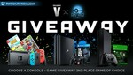 Win a Nintendo Switch, or Xbox One X, or PS4, from Valor2s & Kev_lean
