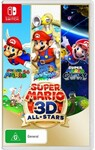 [Switch] Super Mario 3D All Stars $68 + Delivery ($0 C&C) @ Harvey Norman
